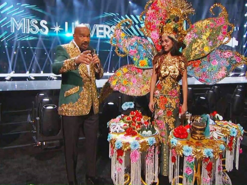 "Miss Universe clarifies Steve Harvey's ""blunder"" at 2019 pageant"