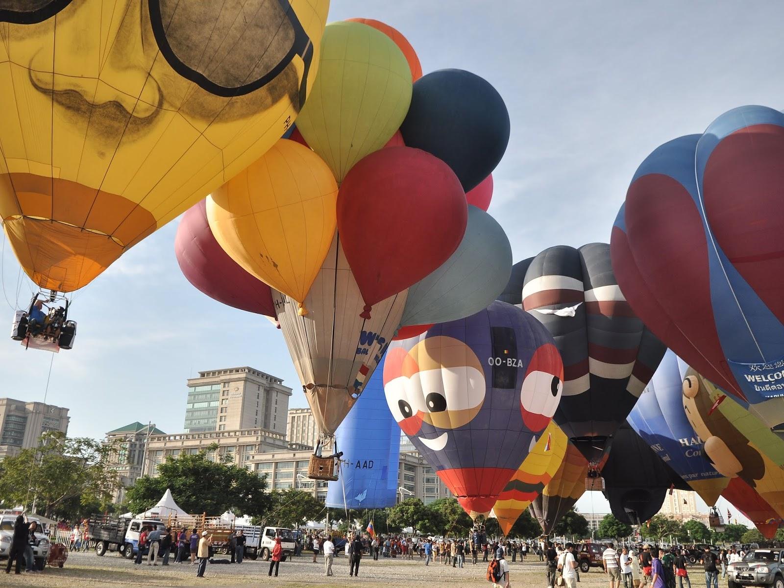 More than 20 hot air balloons for MyBalloonFiesta 2020!