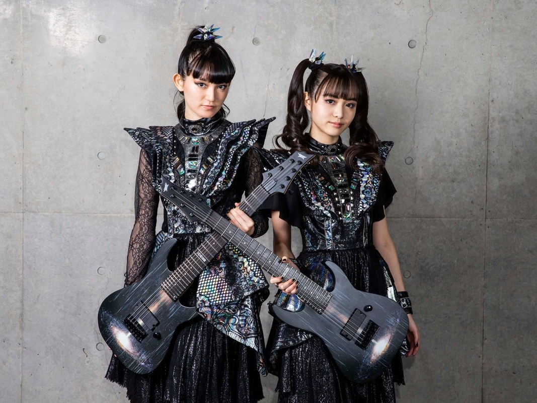 Get ready to rock 2020 with kawaii metal band, Babymetal