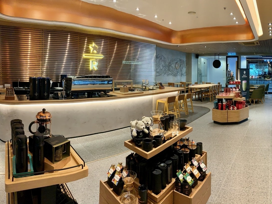 Penang welcomes its first Starbucks Reserve store