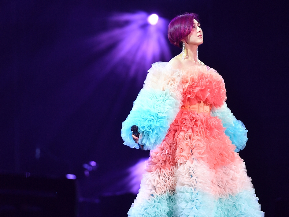 """Miriam Yeung returns to Malaysia with """"My Beautiful Live"""" concert"""