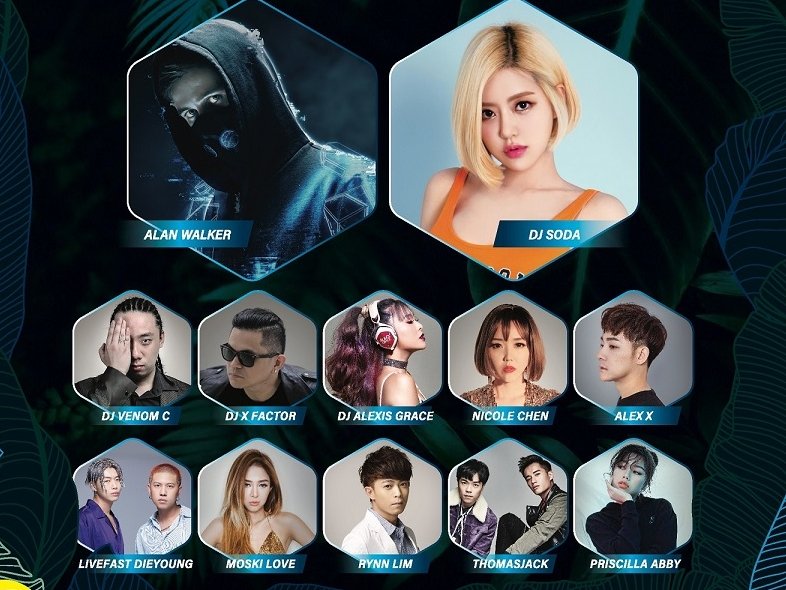 Borneo Music Festival Live 2020 early bird tickets selling out fast