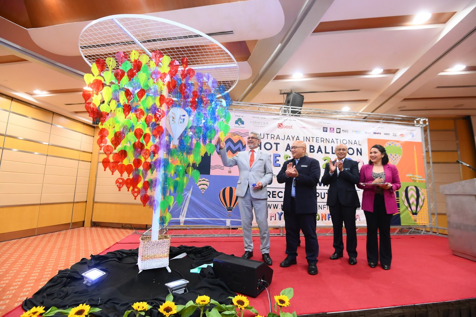 MyBalloonFiesta 2020 will go ahead as planned this March