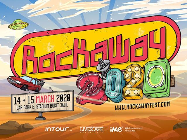 Rockaway Festival 2020 announces postponement