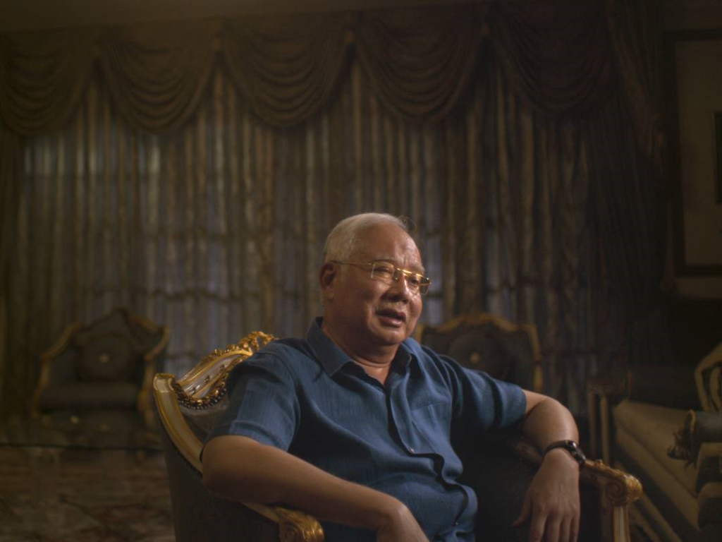 """""""Dirty Money 2"""" features former prime minister, Najib"""