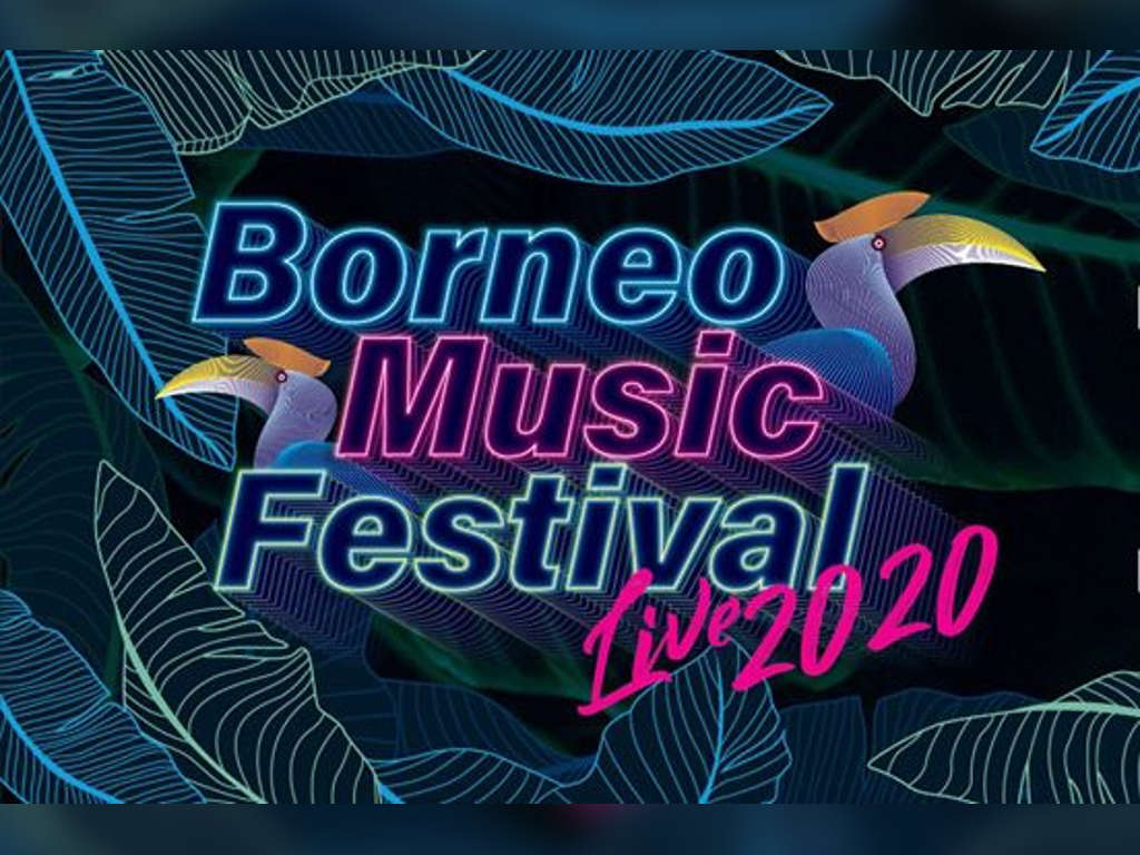 New date to be set for Borneo Music Festival Live 2020