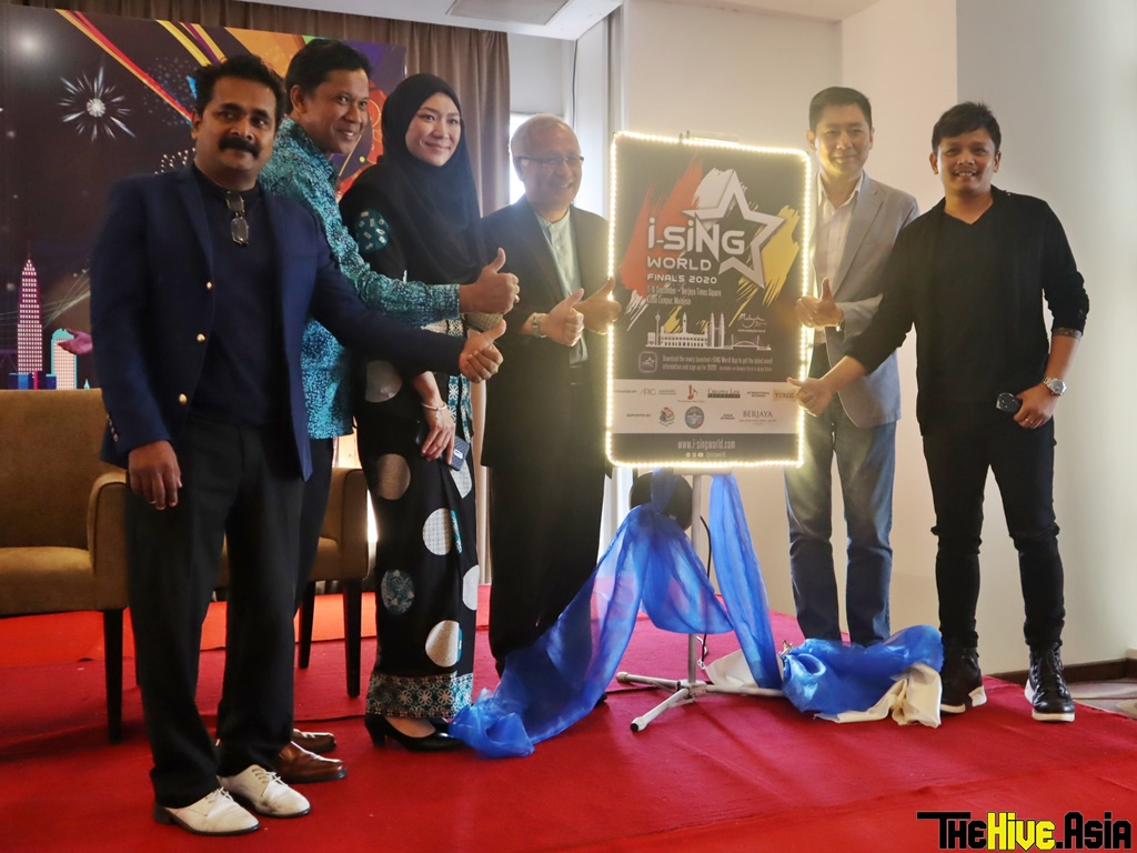 """Malaysia to boost tourism by hosting this year's """"i-SiNG World Finals"""""""