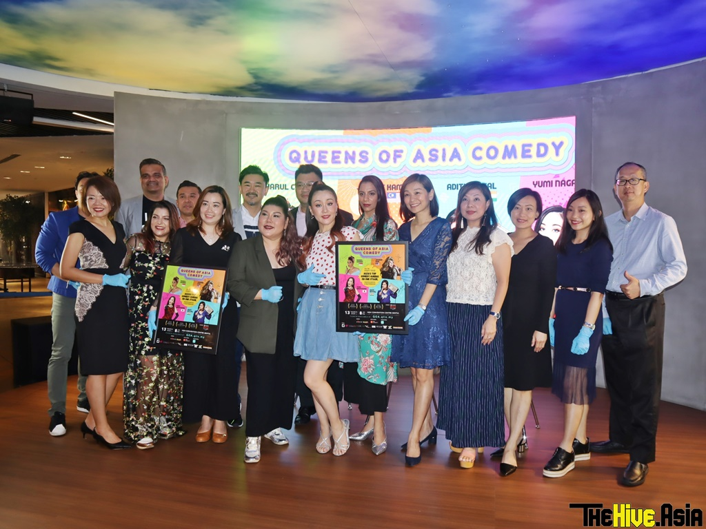 """""""Queens of Asia"""" brightens mood during COVID-19 outbreak"""