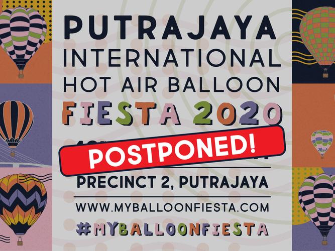 MyBalloonFiesta 2020 will not take flight this month due to coronavirus