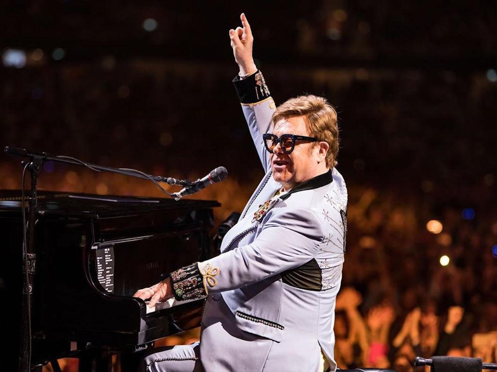 """Billie Eilish, Backstreet Boys to join Elton John's """"living room concert"""""""