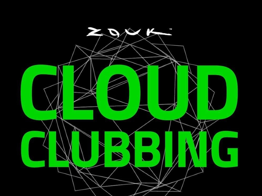 """Go """"cloud clubbing"""" with Zouk tonight!"""