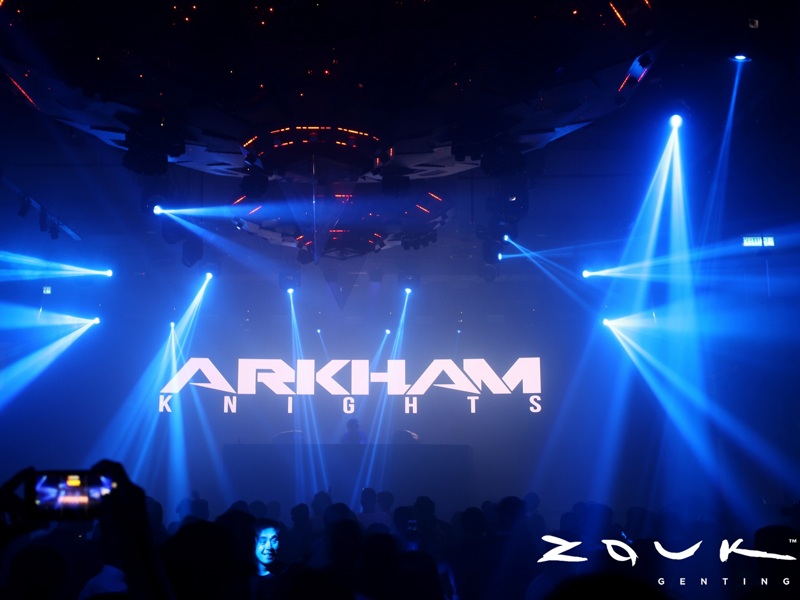Be entranced by Markus Schulz and Arkham Knights this Saturday!