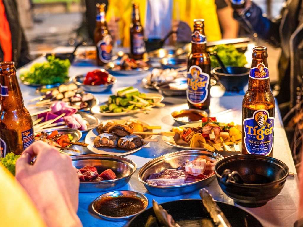 Street food vendors receive RM1.5 million funding from Tiger Beer to stay afloat during MCO