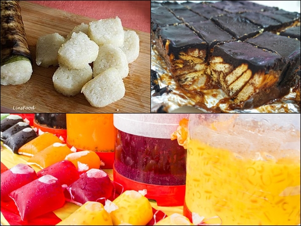 Bazaar Ramadhan food you can easily make at home