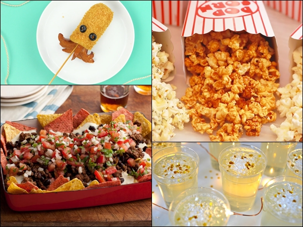 Movie snacks you can make and enjoy at home