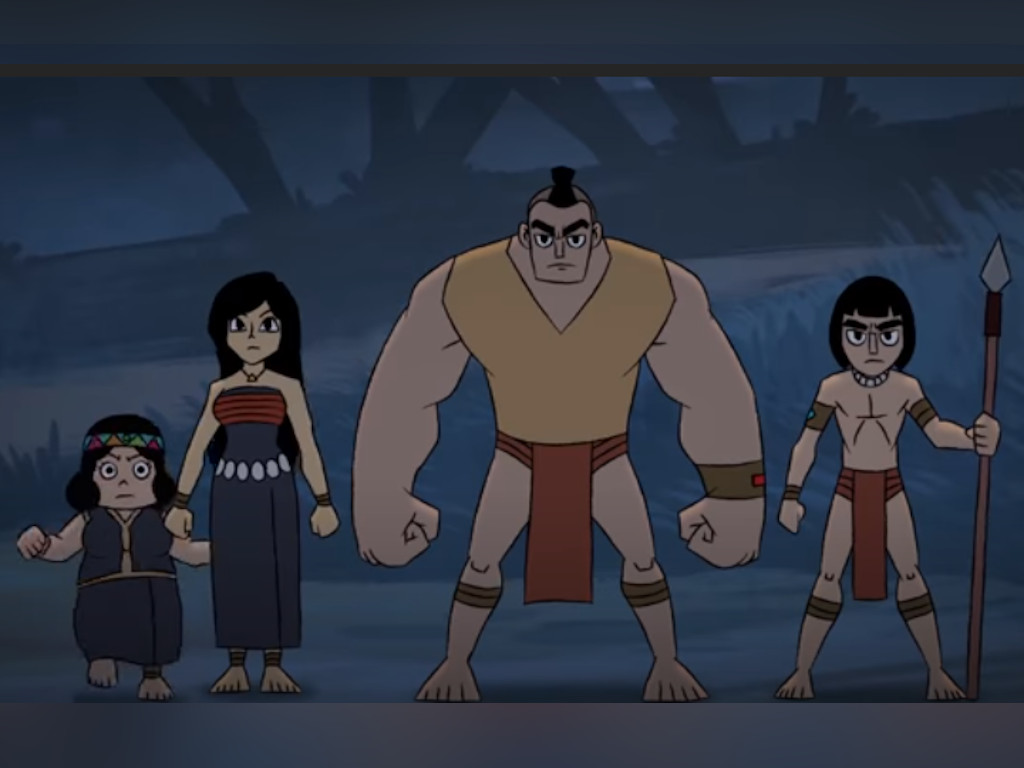 First Kadazan-language animated film is now available online