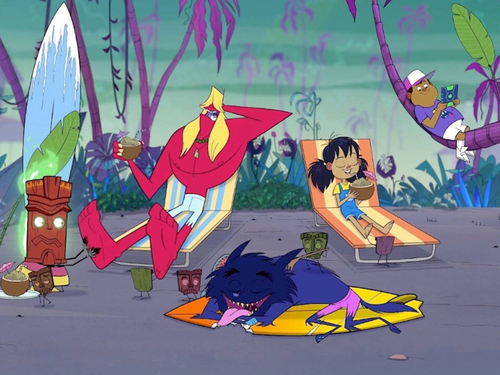 """Malaysian studio makes waves with """"Monster Beach"""" on Cartoon Network"""