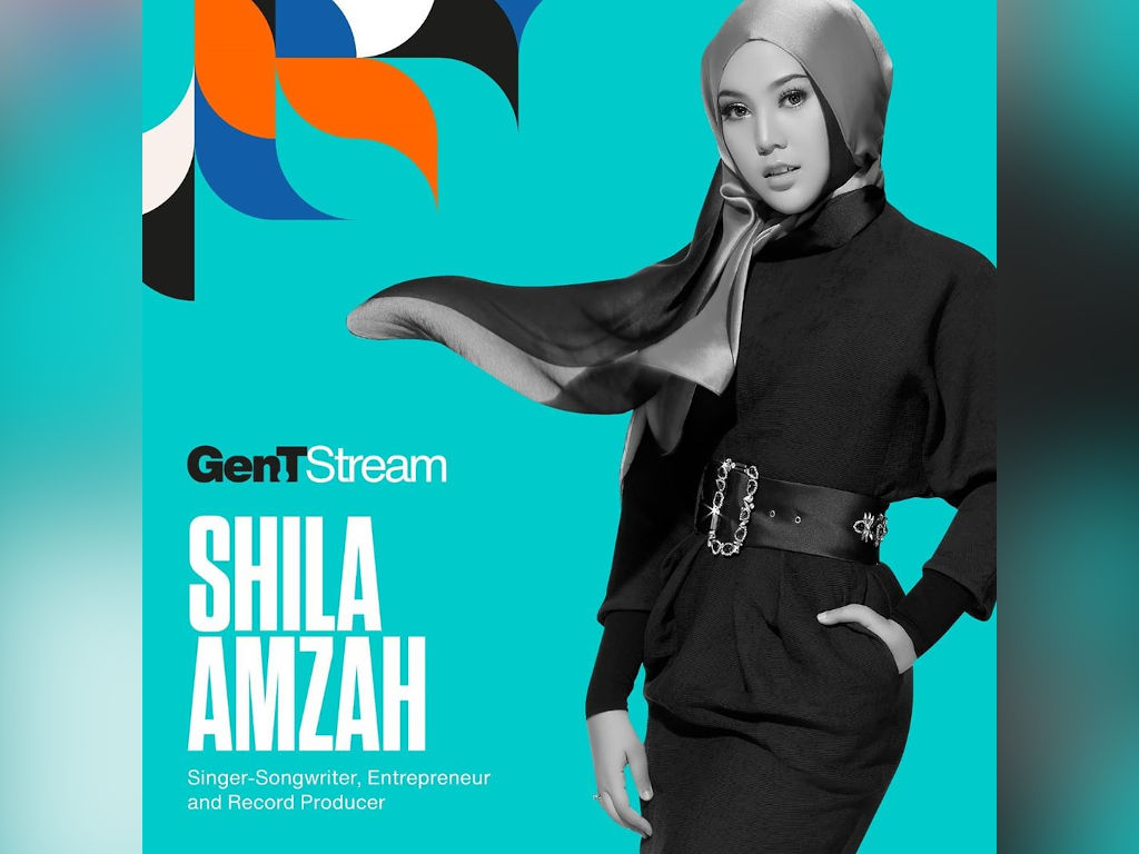 Shila Amzah to perform at the first ever Gen.T Stream