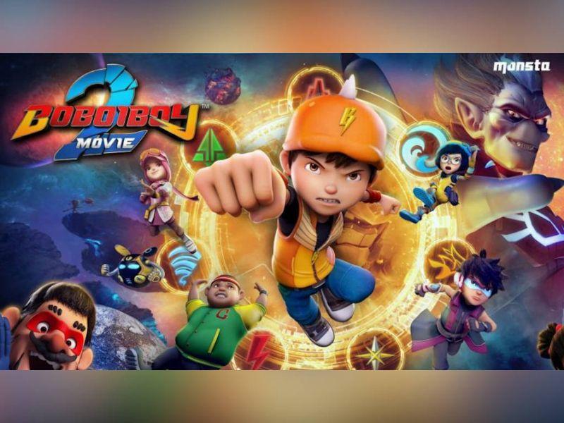 """BoBoiBoy Movie 2"" set to be released on Netflix"