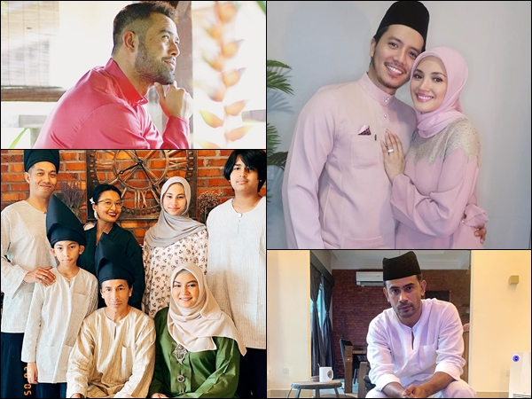 Here's how celebs celebrate their Raya this year