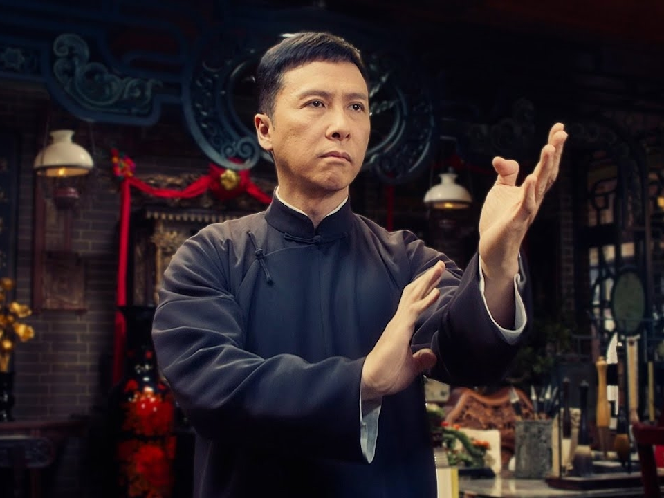Donnie Yen assembles stunt team (virtually) for viral fight challenge!