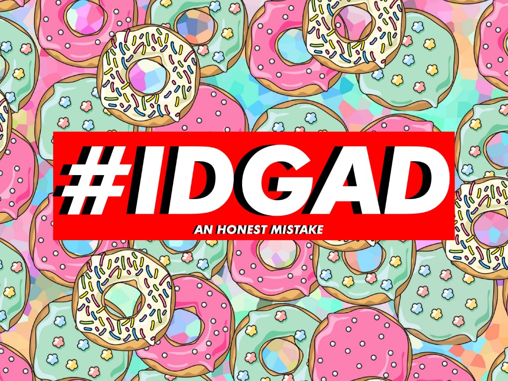 "An Honest Mistake drops new single, ""#IDGAD"""