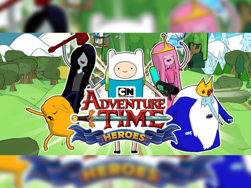 """""""Adventure Time Heroes"""" now open for pre-registration in Southeast Asia!"""