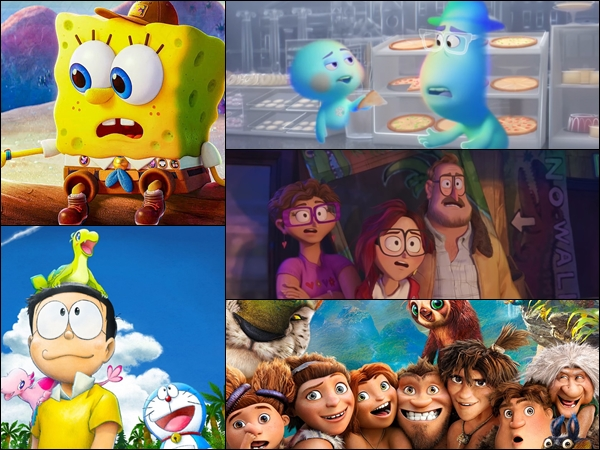 Upcoming animated films of 2020 to catch in cinemas
