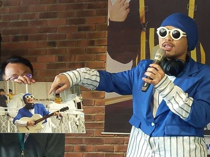 Namewee shares his first ever AR concert online for fans to enjoy