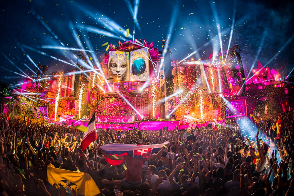 Music festival Tomorrowland is going digital this July!
