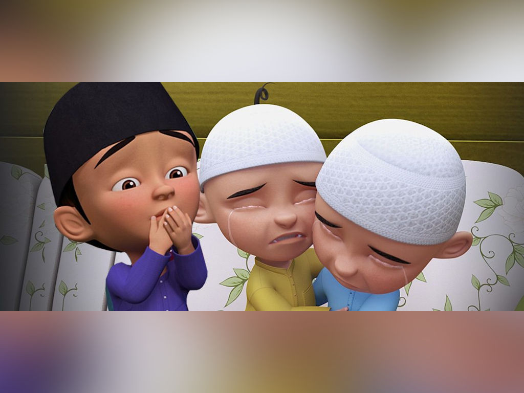 """That viral 'Fizi scene' in """"Upin Ipin"""" was intentional"""