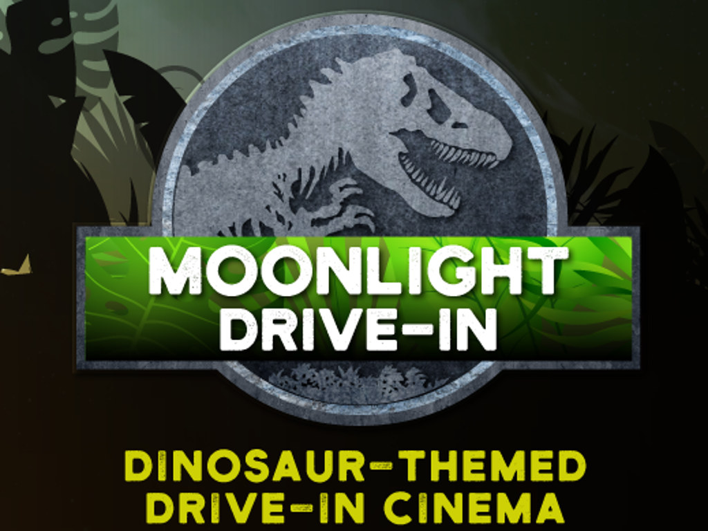A dinosaur themed drive-in cinema to open this August!