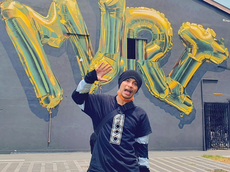 Namewee happy to be nominated for the sixth time at Taiwanese awards
