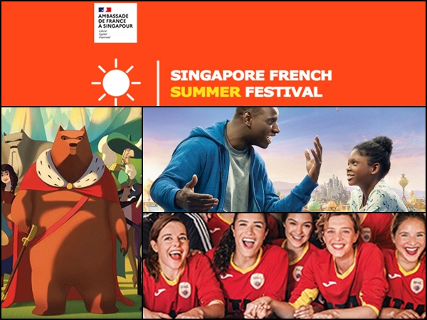 Singapore launches first ever online French film festival