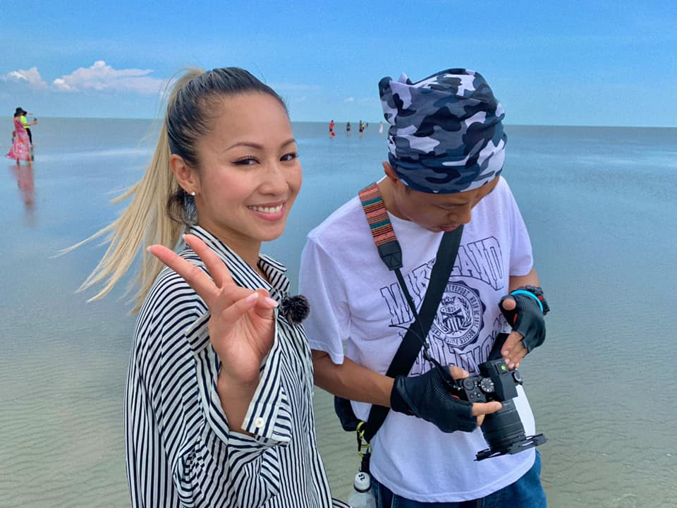 Stephanie Cheng talks about her enjoyable trip to Malaysia