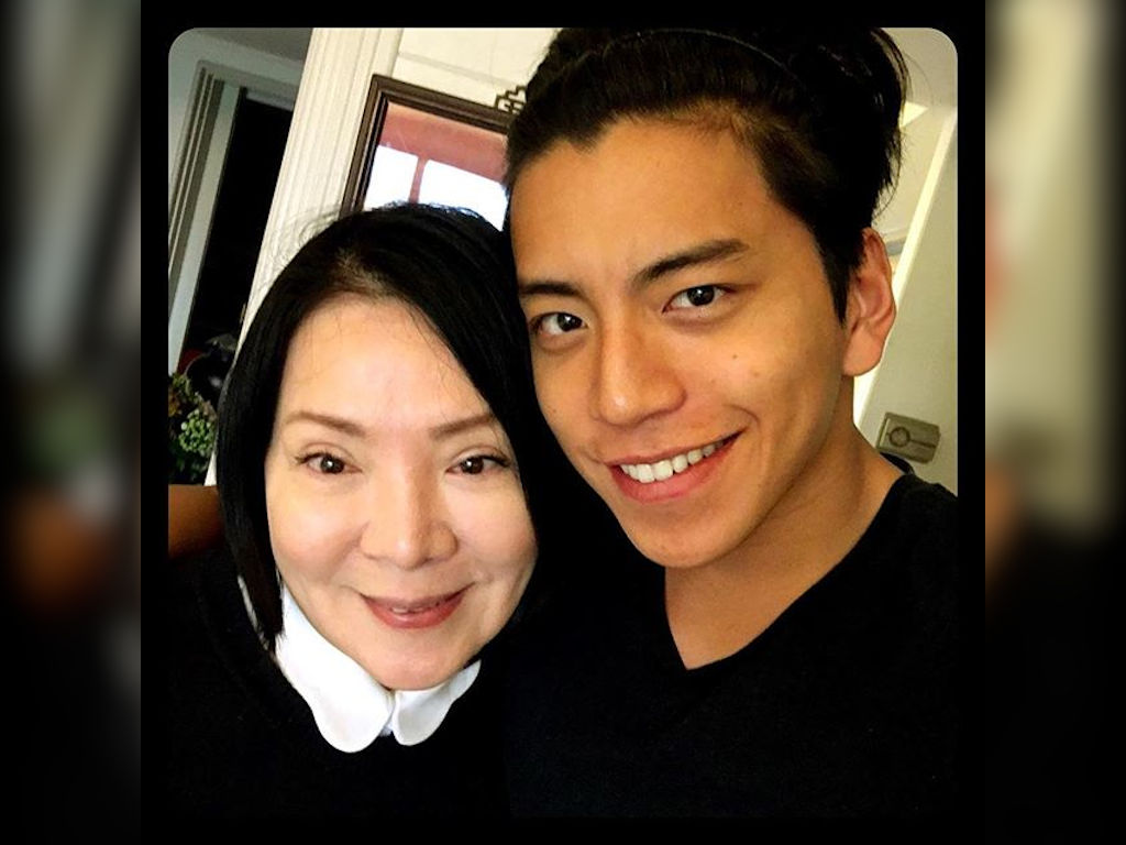 Darren Wang's mother's sudden death caused by undiagnosed tumour