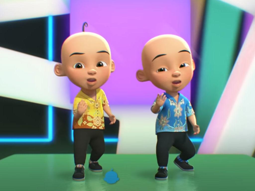 """""""Goyang Upin & Ipin"""" sets record with more than 3 million views"""