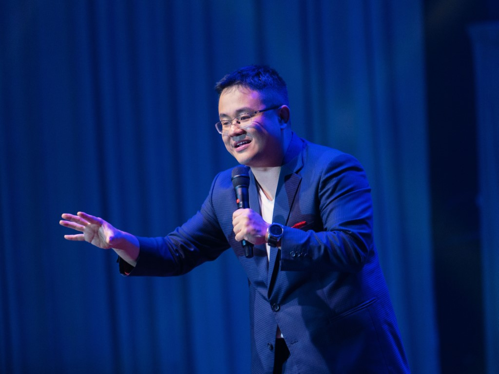 "Laugh out loud with ""Dr. Jason Leong: Hashtag Blessed"" this September"