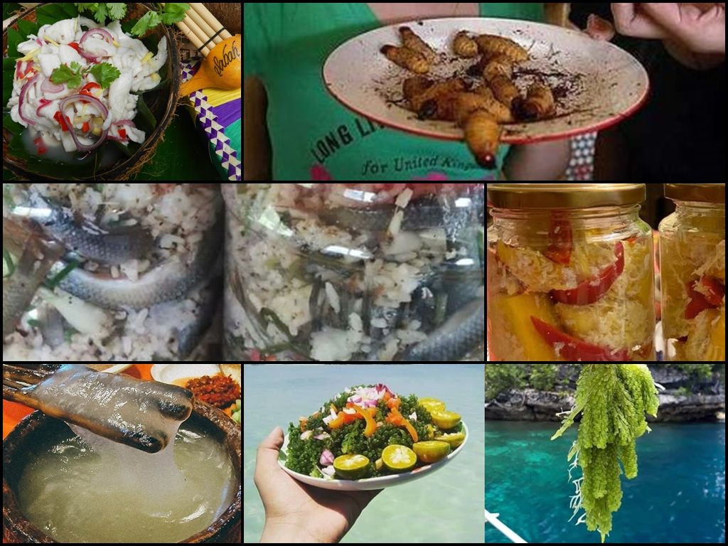 Must-try traditional foods that you can only get in Sabah