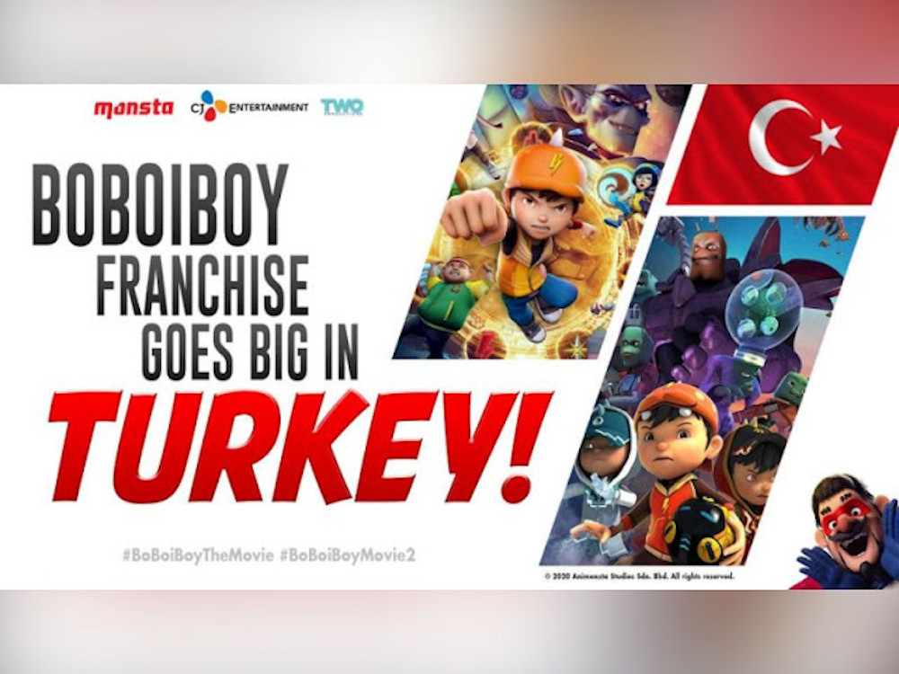 """BoBoiBoy"" takes over Turkish cinemas next"