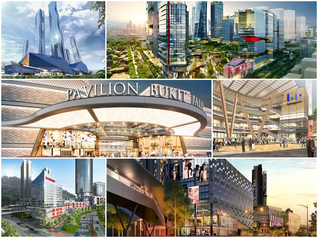 10 upcoming shopping malls delayed by the pandemic