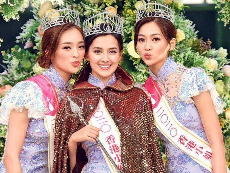 Scotland beauty Lisa Tse wins Miss Hong Kong 2020