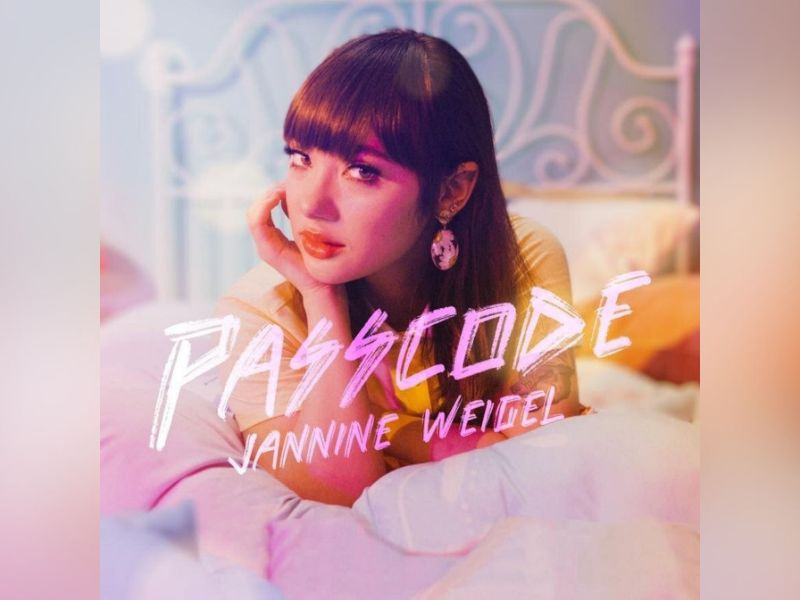 Jannine Weigel to debut A-pop single under new label RedRecords this month!