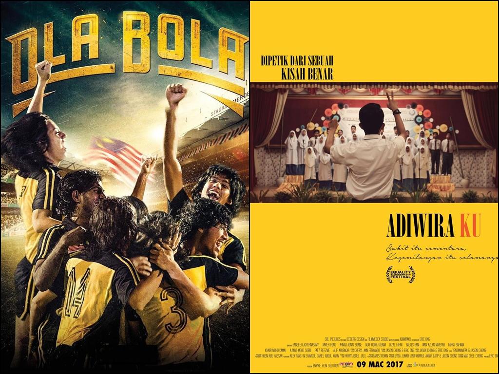 """Ola Bola"", ""Adiwiraku"" among iQIYI's September offering in Malaysia"