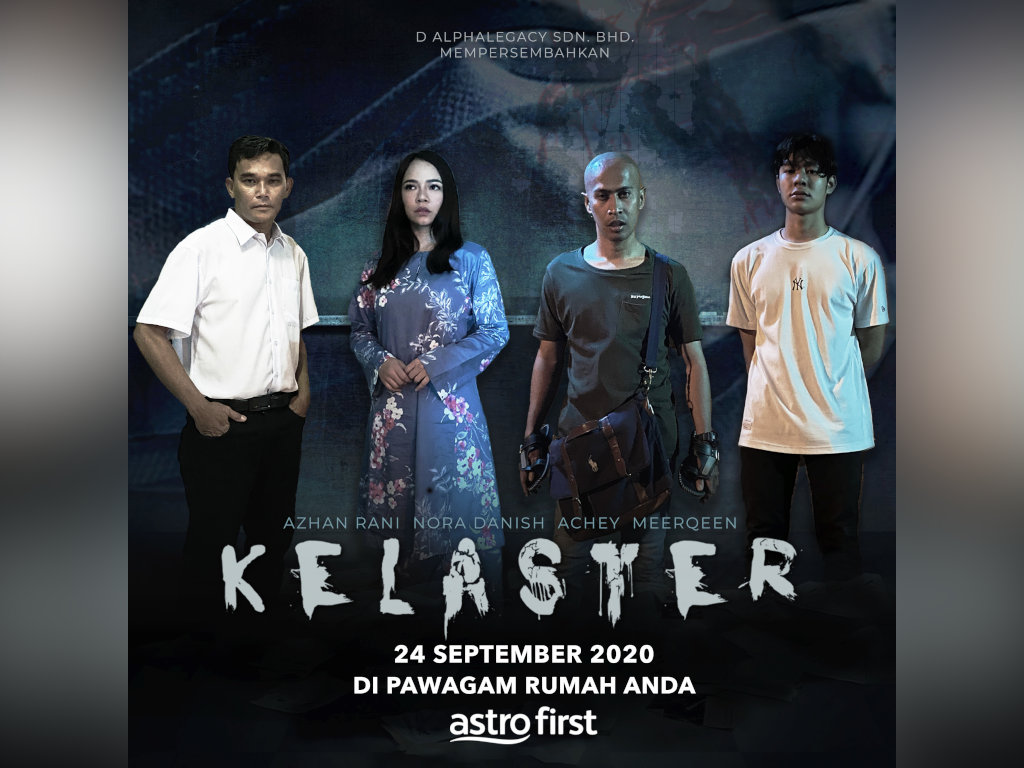 """""""Kelaster"""" is a horror tale of students stranded at college during MCO"""