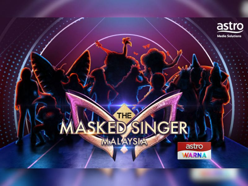 """The Masked Singer Malaysia"" takes the stage this 18 September"