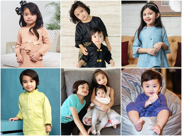 The Instafamous kids of Malaysian celebrities