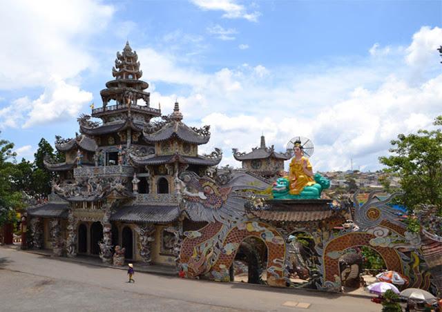 LinhPhuocPagoda