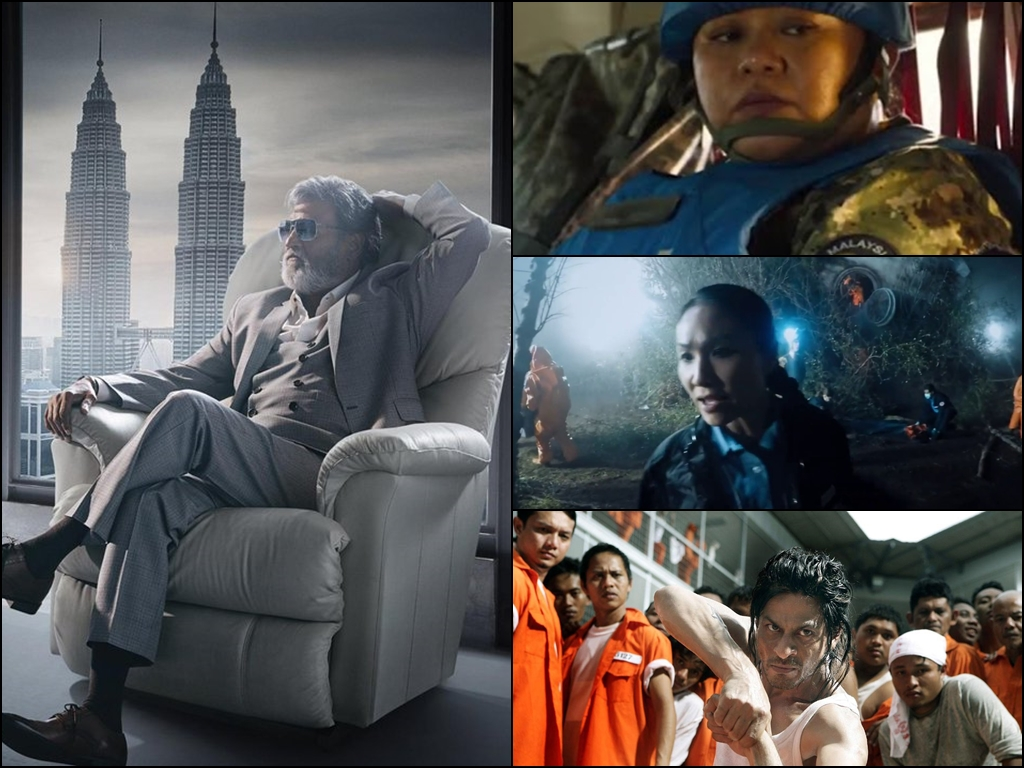 10 times Malaysia was featured in international films