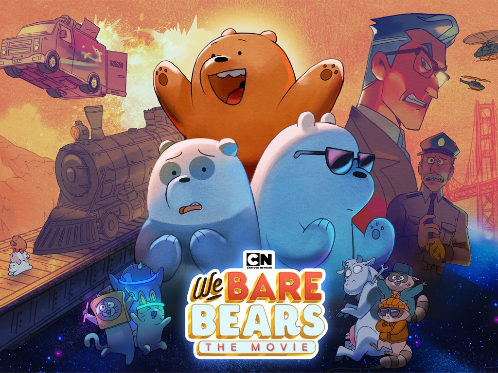 """""""We Bare Bears"""" creator Daniel Chong talks biggest challenge of turning the series into a movie"""
